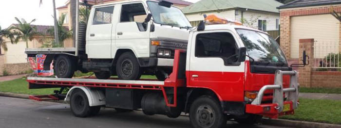Free Commercial Truck Van Towing Removal
