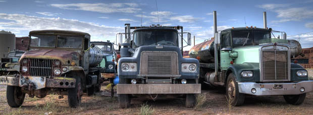 Truck Wreckers Perth - Cash for trucks